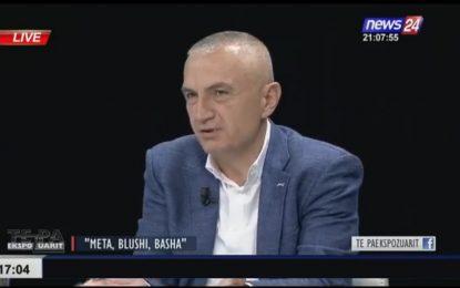 Ilir Meta: LSI fituese dhe qeveribërëse