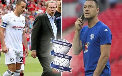 Pas lamtumirës nga Chelsea, Terry shumë pranë klubit të ri