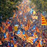 Referendumi katalanas , kriza më e rëndë që nga rënia e Murit të Berlinit