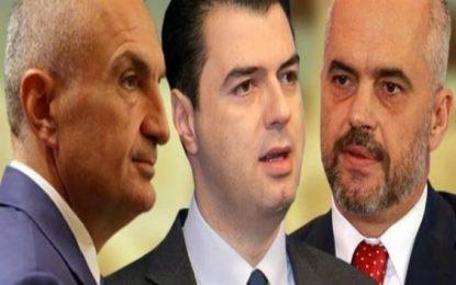 Shqipëria ka nevojë për një duel televiziv Ilir Meta-Edi Rama-Lulzim Basha