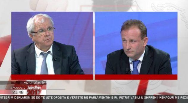 Plas sherri live Ngjela-Çili: Ti qenke gomar, budalla…!