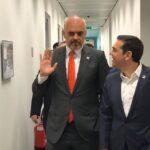 Kryeministri grek uron Ramën për fitoren në zgjedhje