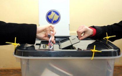 Zyrtare/ Zgjedhjet lokale në Kosovë mbahen më 22 tetor 2017