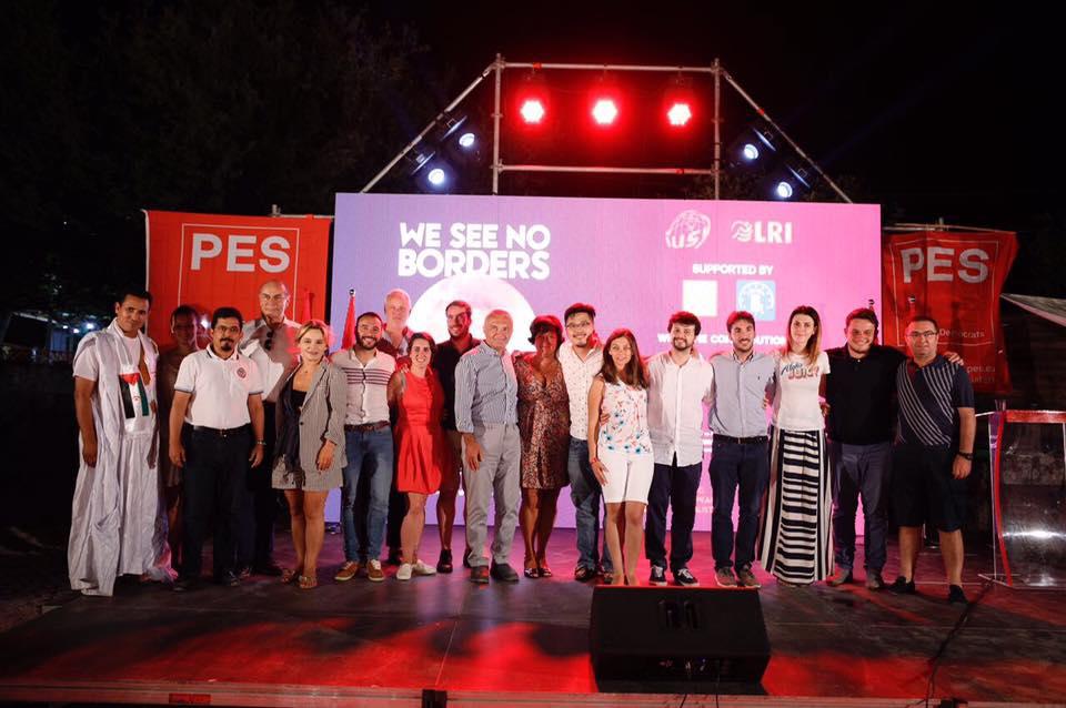 Të rinjtë nga 44 shtete në Jalë (Foto)