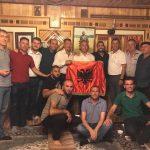 Ish-komandantët e UÇK-së bëhen bashkë në Prekaz (Foto)