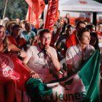 Festivali Ndërkombëtar i IUSY. LRI bashkon të majtën botërore në Jalë