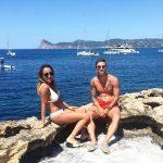 Papu Gomez, pushime në Ibiza për futbollistin