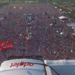 Edi Rama takonte Erdogan, opozita protestonte kundër presidentit