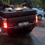 Arben Ahmetaj flet pas aksidentit në Kumanovë