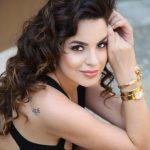 Armina Mevlani, pa make-up në Instagram