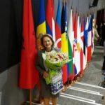 Arta Dade/ Rama e nis në shpi, Asambleja e OSBE në Vjenë e respekton me lule