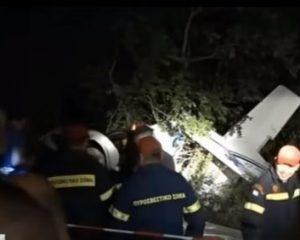 VIDEO/ Rrëzohet avioni në Larisa të Greqisë, dy të vdekur