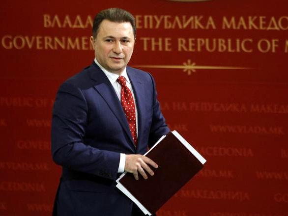 Policia e Shtetit pranon se Gruevski kaloi nga kufiri shqiptar për në Mal të Zi