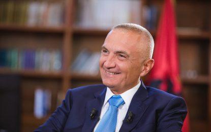 Intervista e parë e Ilir Metës President ( E PLOTË/FOTO)