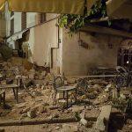 Tërmet, cunam dhe tmerr në disa ishuj grekë. Të vdekur dhe të plagosur
