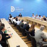 Zbulohen emrat që votuan kundër Bashës në Kryesinë e PD-së. 3 sekretarë abstenuan