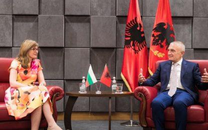 Meta takohet me zv/Kryeministren bullgare: Të implementohet Reforma në Drejtësi