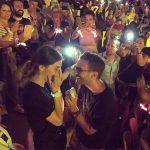 Një propozim martese në koncertin e Coldplay