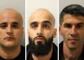 FOTO/ Kokainë me vlerë 400 mijë paund, dënohen 3 shqiptarët në Britani (Emrat)