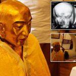 Zbulohet truri i ruajtur në mënyrë perfekte në një mumie të artë