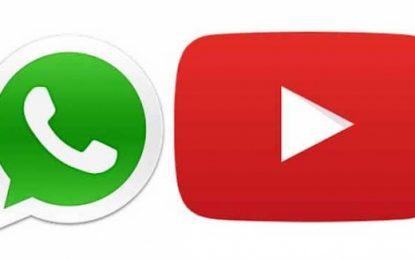 Më në fund Youtube vendos të mbështesë WhatsApp-in