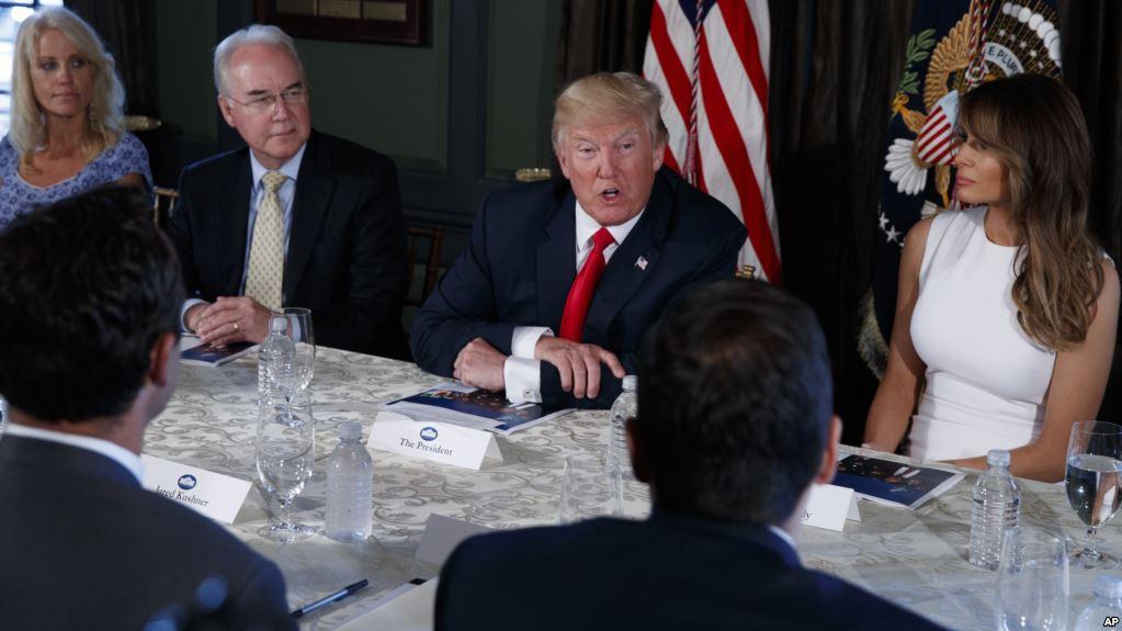 Trump: Koreja e Veriut në zjarr dhe furi që bota nuk e ka parë ndonjëherë