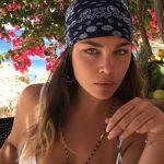 FOTO/ Françeska rrëmben sërish vëmendje me një pozë superseksi me bikini