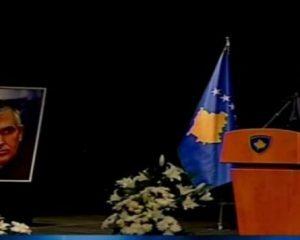 Kosova në zi, i jep lamtumirën ish-kryeministrit Bajram Rexhepi