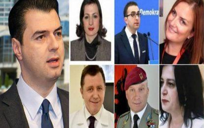 Pas dorëheqjes, ja postet e reja që Basha u ka rezervuar ministrave teknikë