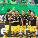 VIDEO  Dortmundi bindës në fitoren ndaj Wolfsburgut