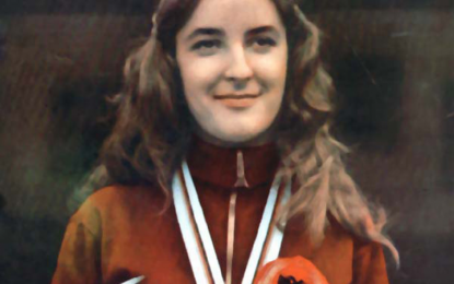 Elisabeta Karabolli, kampionia e parë shqiptare e Europës në qitje