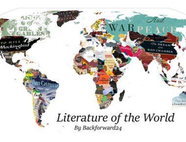 Harta globale e literaturës, cili është libri i preferuar në çdo vend, ja Shqipëria