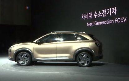 VIDEO/Gjenerata e re e makinave Hyundai me hidrogjen