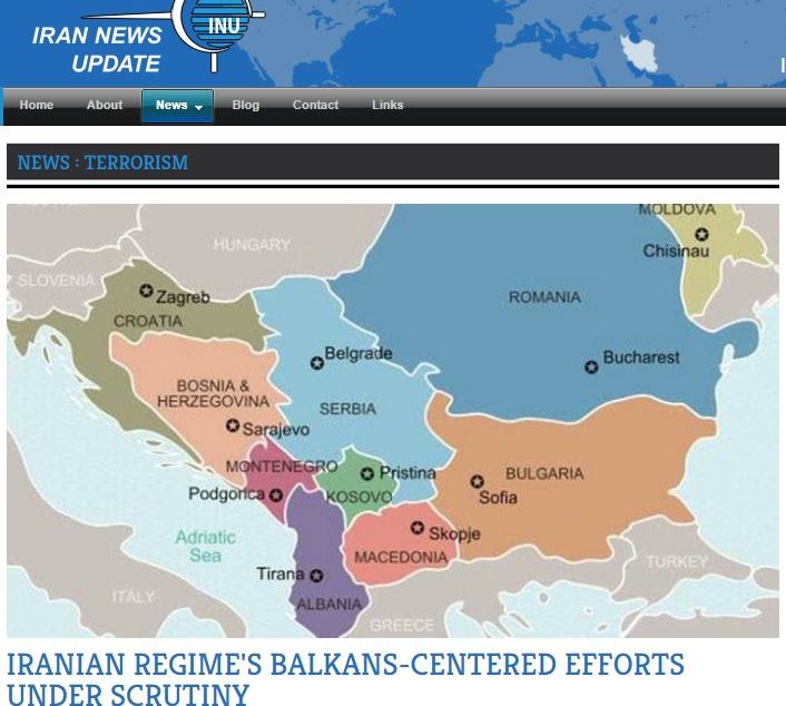 """Raporti i DASH/ """"Si po përpiqet të infiltrohet në Shqipëri terrorizimi iranian"""""""