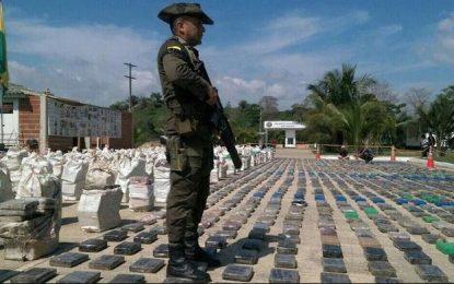 Kapet 7 ton kokainë në një fermë