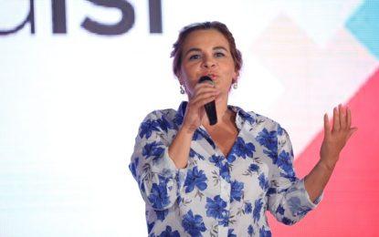 Kryetarja e LSI, Monika Kryemadhi: Rinia duhet të marrë në dorë fatet e saj