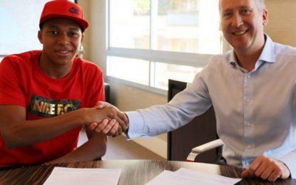 FOTO/ Zbulohet çmimi i transferimit të Mbappe në PSG