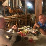 Ja me kë darkoi mbrëmë Presidenti i vendit, Ilir Meta