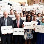 World Humanitarian Day 2017: ÒStaff Stand TogetherÓ (VisitorsÕ Lobby, General Assembly Building)
