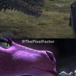 FOTO   Game of Thrones  akuzohet se po kopjon filmin  Shrek
