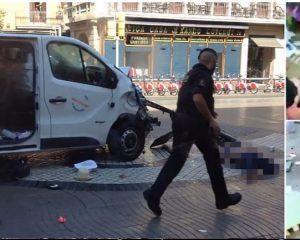 VIDEO/ Ja si u ekzekutuan terroristët nga policia në Spanjë