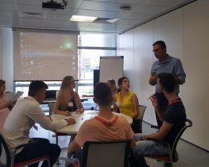 Studimet dhe karriera nisin mbarë me Vodafone Albania