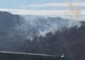 Ja dëmet e shkaktuara nga zjarri në Tepelenë