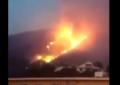 Zjarr në Bushat, shpërthejnë municionet në një repart ushtarak
