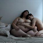 """""""Kimi e ndaluar"""", njerëzit mbipeshë meritojnë të dashurohen (Album erotik/Foto+16)"""