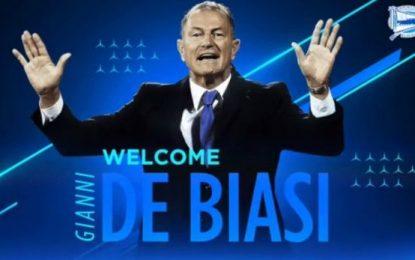 Ja ku është emëruar trajner De Biasi