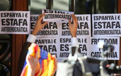 Pavarësia e Katalonjës: bastisje dhe arrestime në Barcelonë