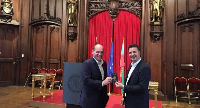 """Shqipëria promovon turizmin në panairin """"Kënaqësitë e Dimrit"""" në Bruksel"""