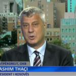 Thaçi: Marrëveshja me Serbinë, jetike për integrimet e Kosovës
