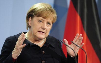 Edhe Merkel i përmend Demarkacionin Haradinajt